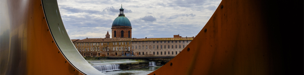 Panoramica Toulouse