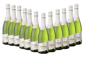 Pack de 12 botellas de Cava Lucentum Brut Nature