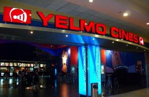 Entrada cine en Yelmo Cines Oviedo y Gijón