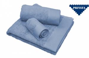 Set 3 toallas algodón peinado