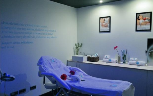 beber masaje facial cerca de Oviedo