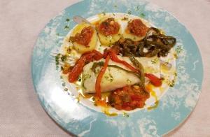 Menú para dos en Langreo