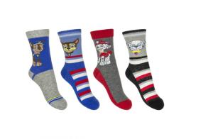 4 pack de calcetines de la Patrulla Canina
