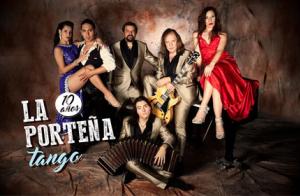 Entrada para el espectáculo La Porteña Tango Trío & Eugenia Giordano
