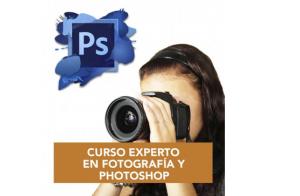 Curso experto en Fotografía y Photoshop