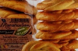 Paquete de marañuelas de Candás