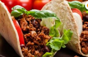Menú mexicano para dos a domicilio