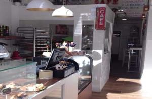 Café, tortilla y dot plus choco