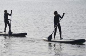 2 horas de paddle surf