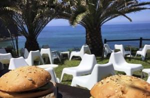 Menú para dos en playa España