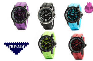 Reloj Privata Racing