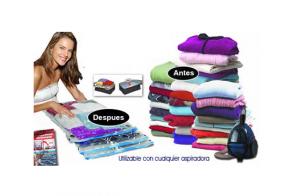 Pack Bolsas ahorra espacio, 5 o 10 unidades