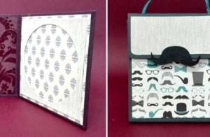 Taller encuadernación japonesa o caja joyero